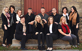 Terzis Dentistry Team Photo Small